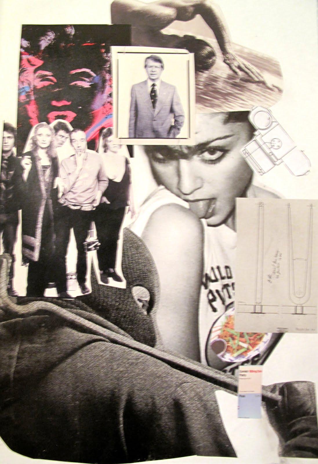 Modernismo Anacronico Collage III