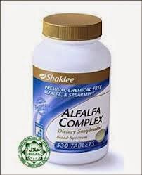 alfalfa complex harga