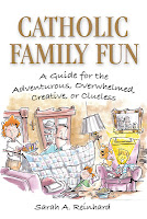Catholic Family Fun book cover