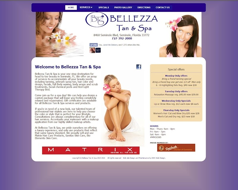 Bellezza Tan & Spa