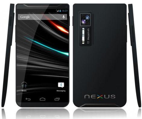 The Next Galaxy Nexus Mockup