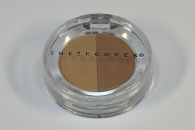 Sheer Cover Duo Concealer Medium/Tan
