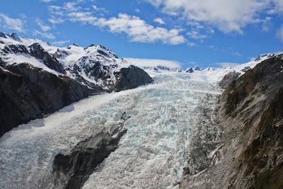 Glaciar Franz Josef  - Nova Zelândia