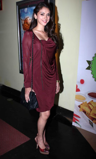 Aditi Rao Hyderi at Murder 3 Movie Special Screening Murder-3-Movie-Special-Screening-16