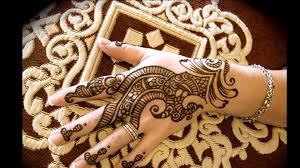 eid mehndi style
