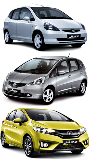 Harga Mobil Bekas Honda Jazz Tahun 2004 - 2015 Update Terbaru Jakarta