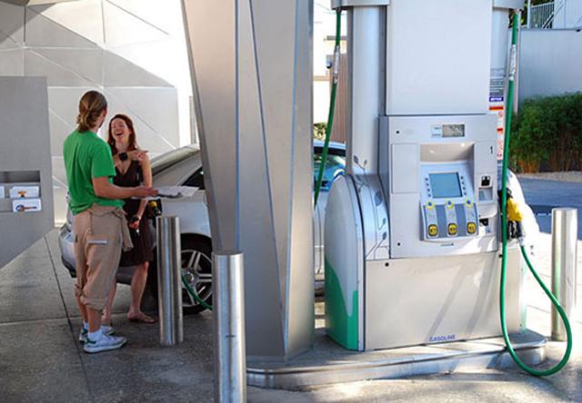 Helios House: o primeiro posto de gasolina com certificação LEED