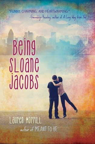 christina reads ya review being sloane jacobs by lauren