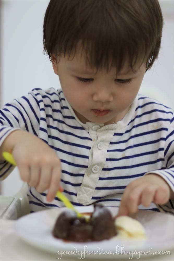 Chocolate Baby Cakes Gordon Ramsay