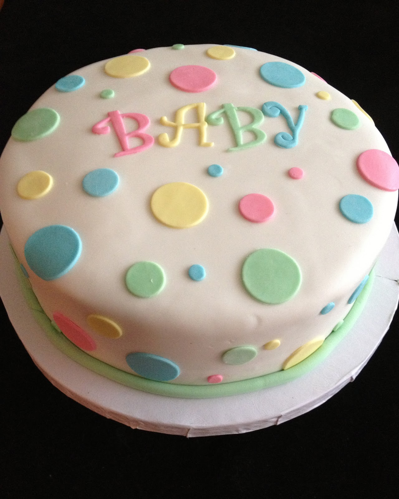 Pictures Of Baby Shower Cake Designs : Baby Shower Cake