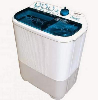 Daftar harga mesin cuci 2 tabung image