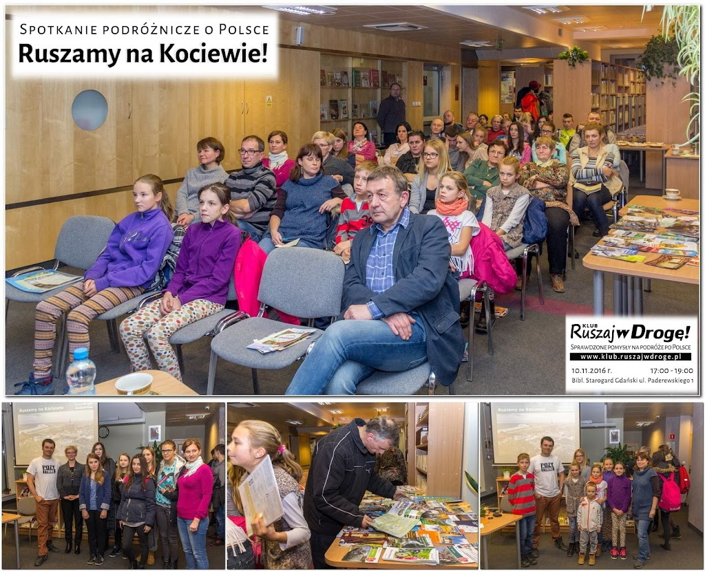 Prezentacja o Kociewiu w Starogardzie Gdańskim