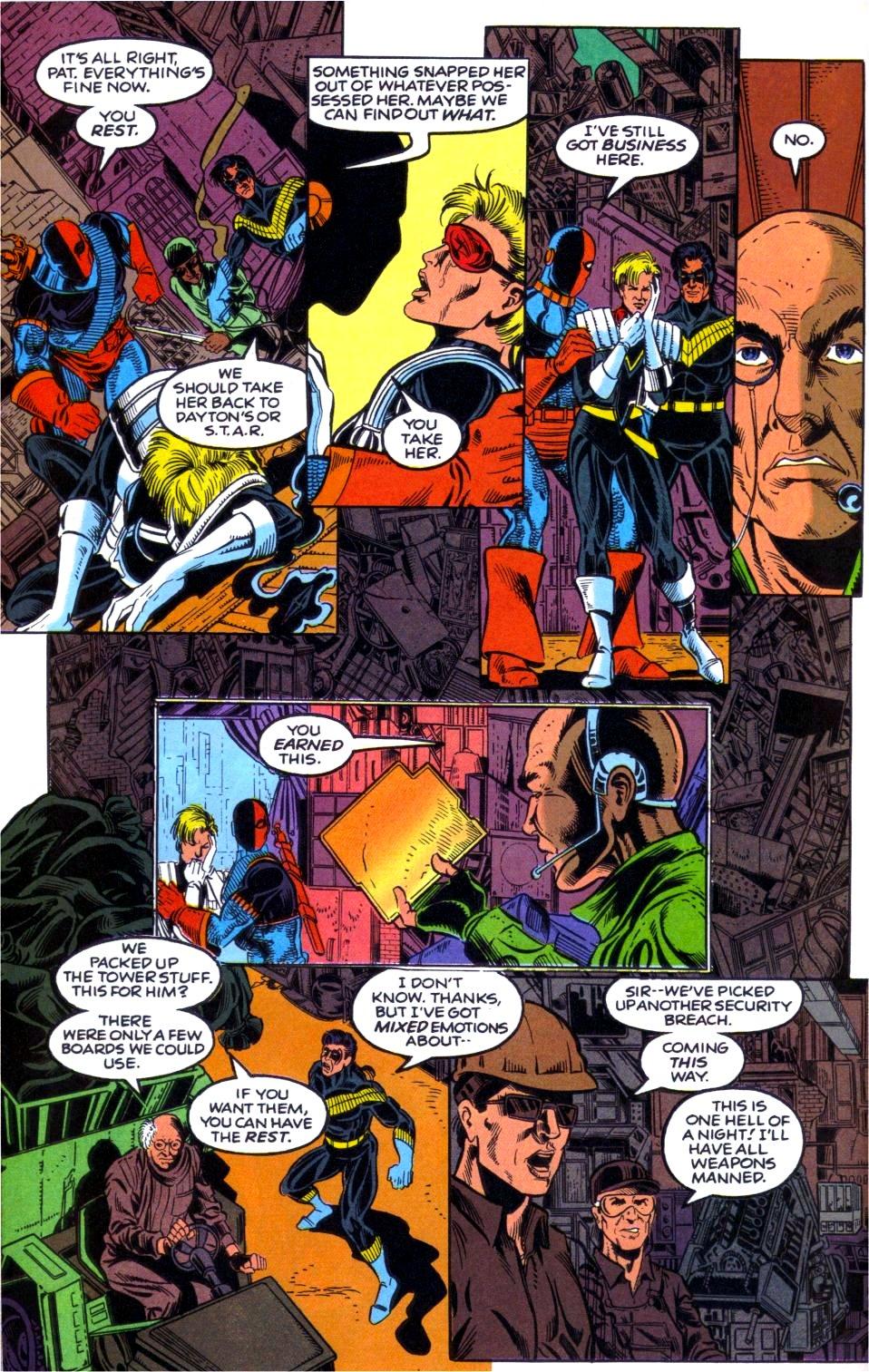 Deathstroke (1991) Annual 1 #1 - English 49