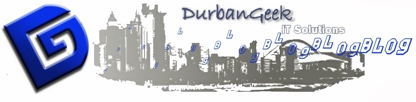 The DurbanGeek ~ IT Solutions