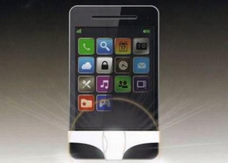 SmartPants Pelindung Ponsel