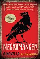 Necromancer by Lish McBride