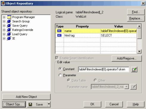 Object Model QTP Automation