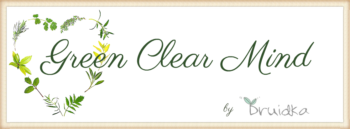 GREEN CLEAR MIND