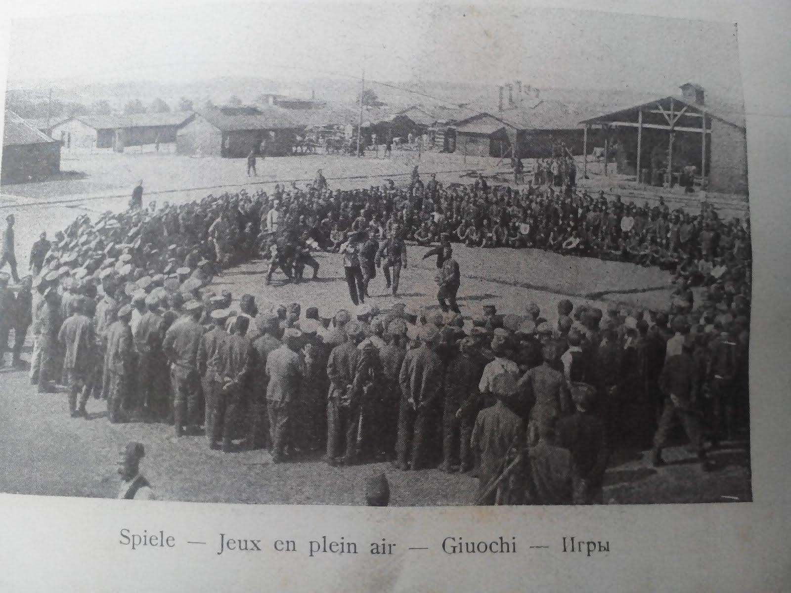 Ricerca Campi di concentramento Austroungarici