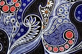 Gambar Motif Batik Tulis Solo & Penjelasanya