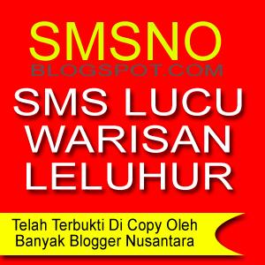 SMS GOMBAL NEMBAK CEWEK