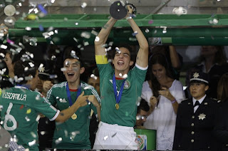 México se coronó Campeón del Mundial Sub 17 2011