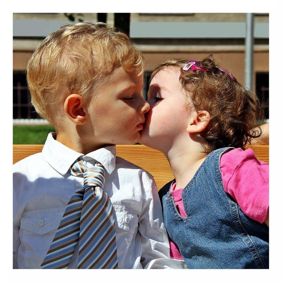 First Love Kids Love Pics