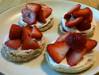 Gluten Free Strawberry Shortcake Recipe