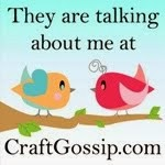 I was featured on Craft Gossip