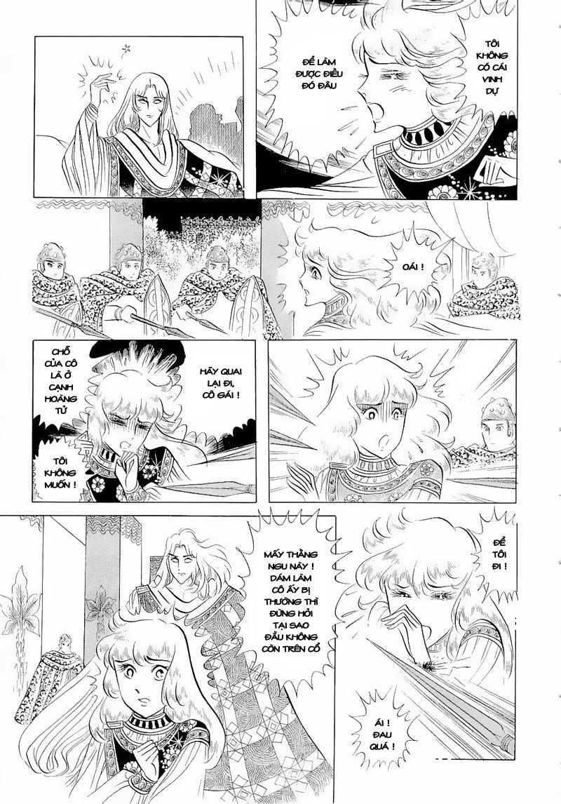 Nữ Hoàng Ai Cập-Ouke no Monshou chap 52 Trang 16 - Mangak.info