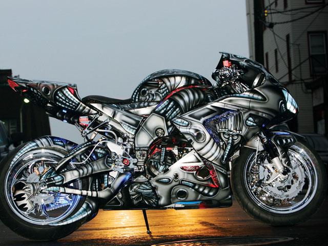 Fast Havey Bikes Kawasaki Zx10r 2005