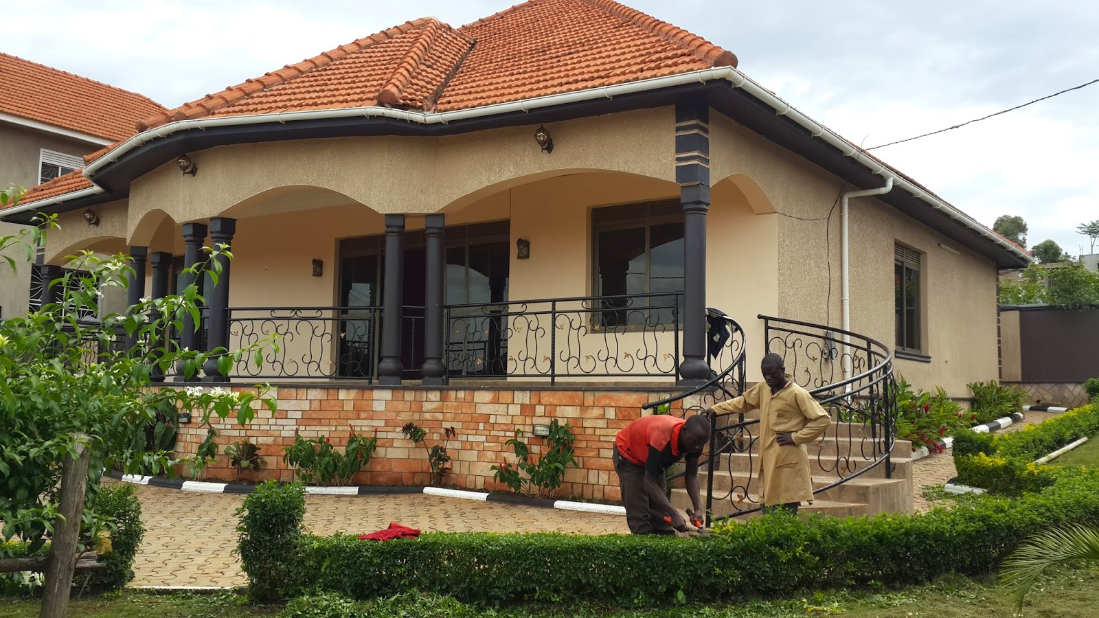 Houses in uganda for Best residential houses in uganda