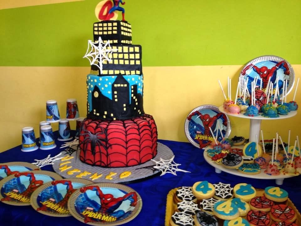 Preferenza SPIDERMAN PARTY : UNA FESTA E TANTE IDEE!!!   Animazione in Corso EG27