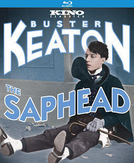 "Blu-ray Review | ""The Saphead"""