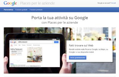 Geolocalizzazione su Google+