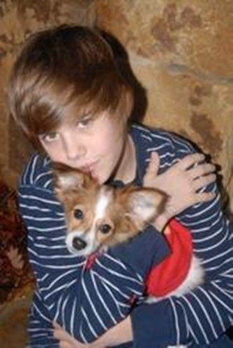 Justin Bieber shares snap with dog Sammy as he mourns pup&#39-s death ...