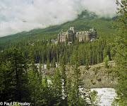 Banff Springs Hotel, Banff, Banff National Park (banff )