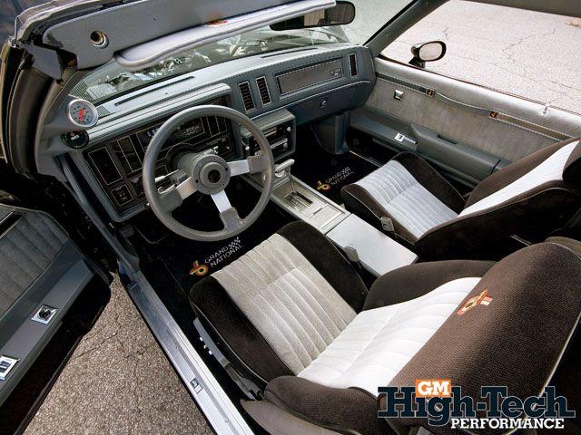 Karznshit 39 87 buick gnx - 1987 buick grand national interior ...