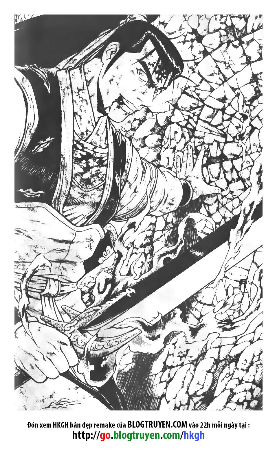 Hiệp Khách Giang Hồ chap 301 page 13 - IZTruyenTranh.com