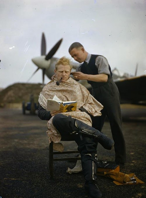Ultimate Collection Of Rare Historical Photos. A Big Piece Of History (200 Pictures) - A haircut