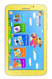 Samsung Galaxy Tab 3 Kids User Manual Guide
