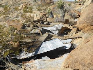 mastodon mine in california