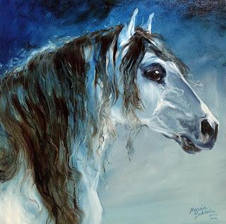 dibujos-de-caballos-pintura-moderna