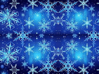 Beautiful Christmas snowflakes with different designs wallpaper for desktop free download religious images