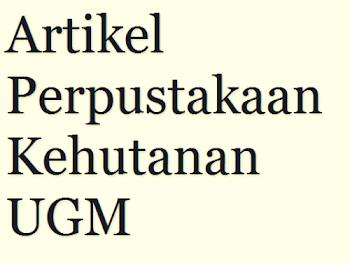 Artikel Perpustakaan FKT UGM