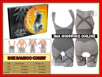Natural Bamboo Charcoal Slimming Suit -NBC by IMA Shopping Online