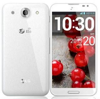 LG Optimus G Pro E988 - 16GB - Putih