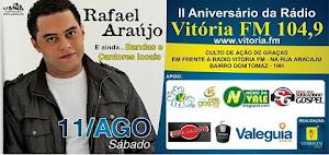 Rafael Araújo em Juazeiro-BA