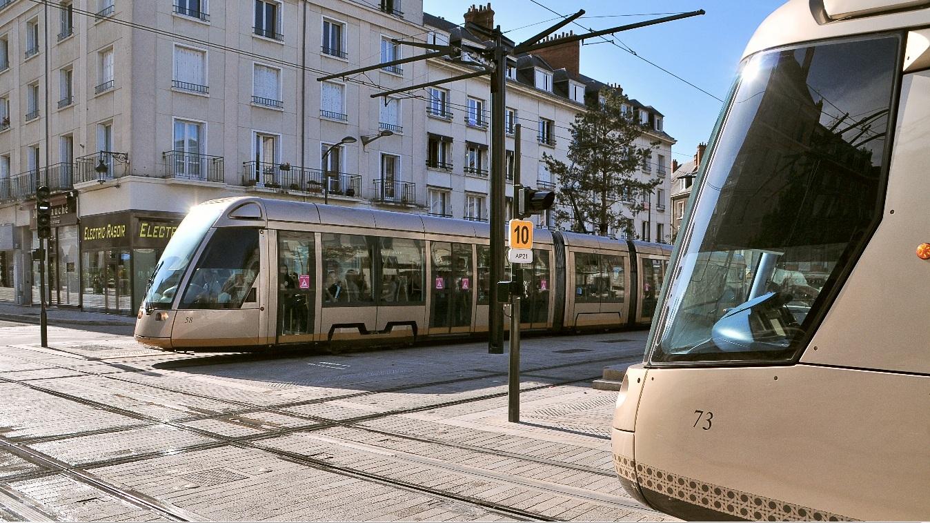 Extension du tramway du Havre Tram8