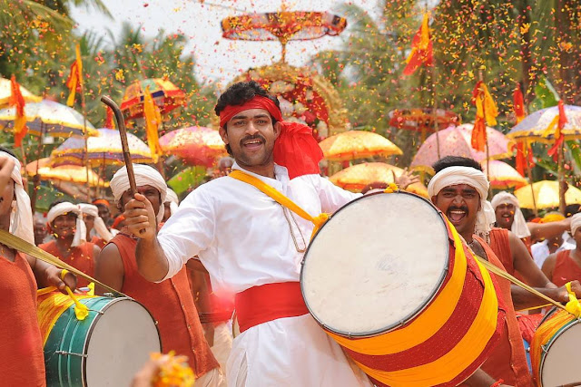 Kanche Telugu Movie Stills | Varun Tej